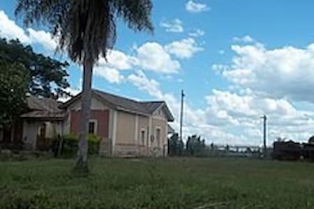 Conozca el interior de la provincia del Chaco.