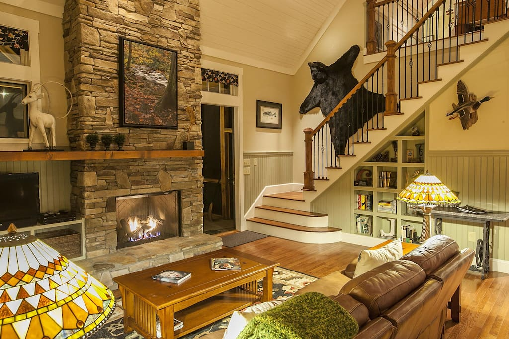 Warm, Relaxing, and Inviting!