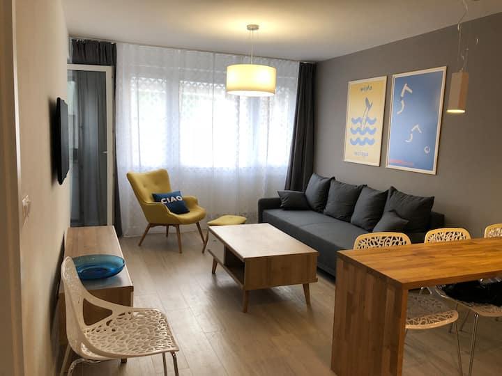Apartment Złota 6
