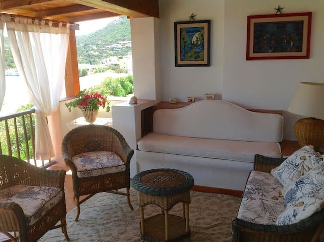 Porto Cervo Marina  apartment for 2 or 5 persons