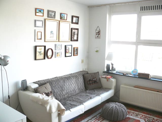 Trendy apartment in Jordaan with a lot of light - Amsterdam - Byt