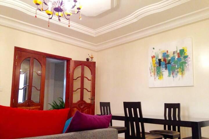 Studio meublé a dakar