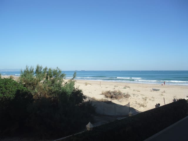 Beach apartment in Perellonet, Valencia - El Perellonet - Byt