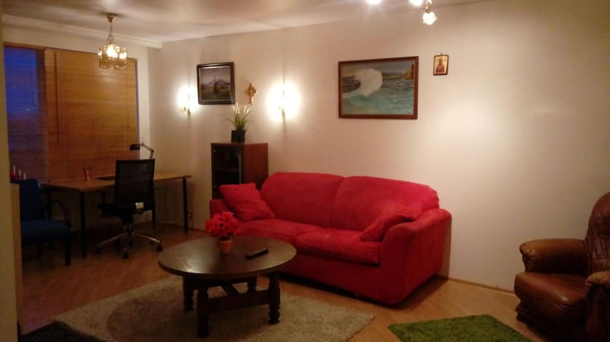 Nice apartment in Thorlakshöfn (49 km from REK) - Thorlakshofn - Departamento