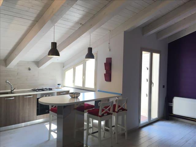 Nido dell'Etna - comfortable mansard near Etna - Pedara - Apartment