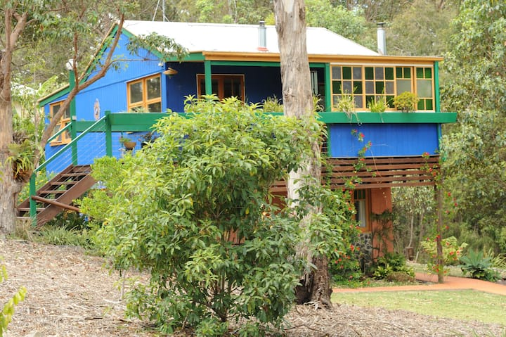 Heaven in the Hills - The Cottage