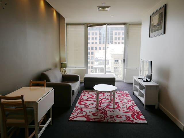 Anchor on Collins - Duplex 1 Bedroom Apartment (C) - Melbourne - Appartement