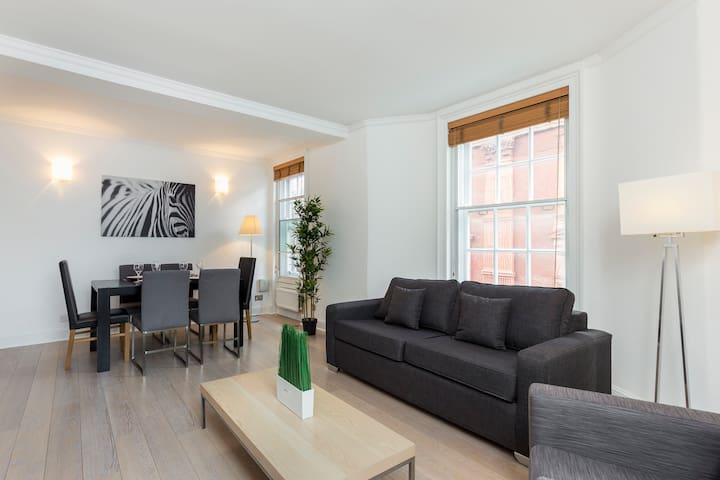 2BR 2BA BY COVENT GARDEN - CHARING CROSS - 110 - London - Apartment