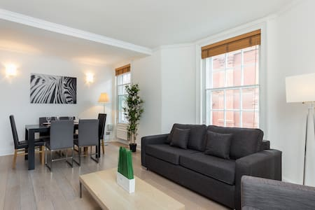 2BR 2BA BY COVENT GARDEN - CHARING CROSS - 110 - Londen
