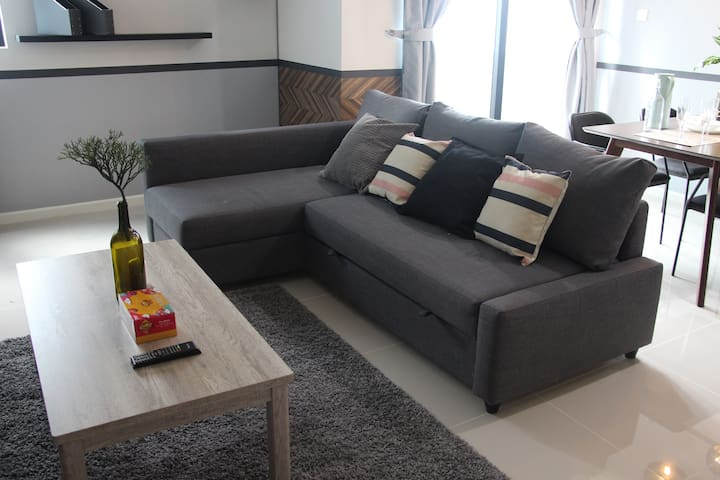 Cool design sofa bed-1