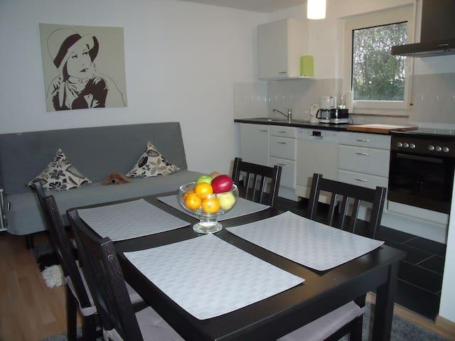 2- room Appartement in Stuttgart - Stuttgart