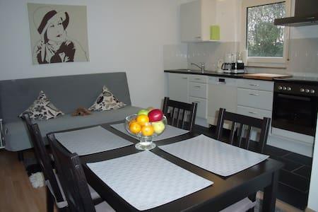 Modern 2 bedroom Appartment & Terrace - Stuttgart
