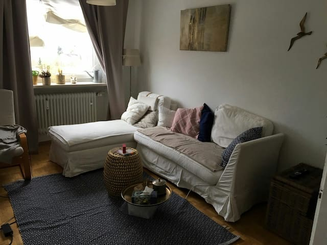 Central, modern & cosy flat close to Isar - München