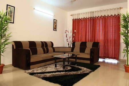 R&S Riviera - Two Bedroom Service Apartment - Bengaluru