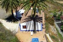 Main house from Ecotara