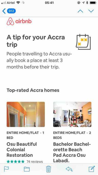 It's not rocket science we are amongst top rated homes in Accra
