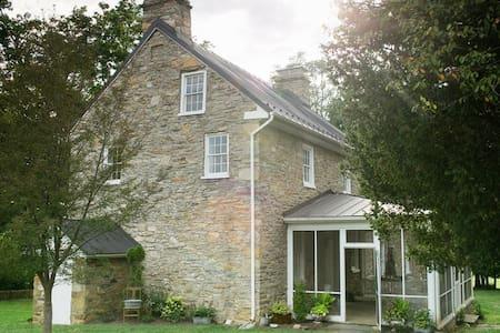 Hope Farm Tenant House - Huis