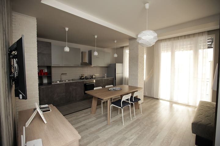Apartment near to hotel Sheraton Batumi