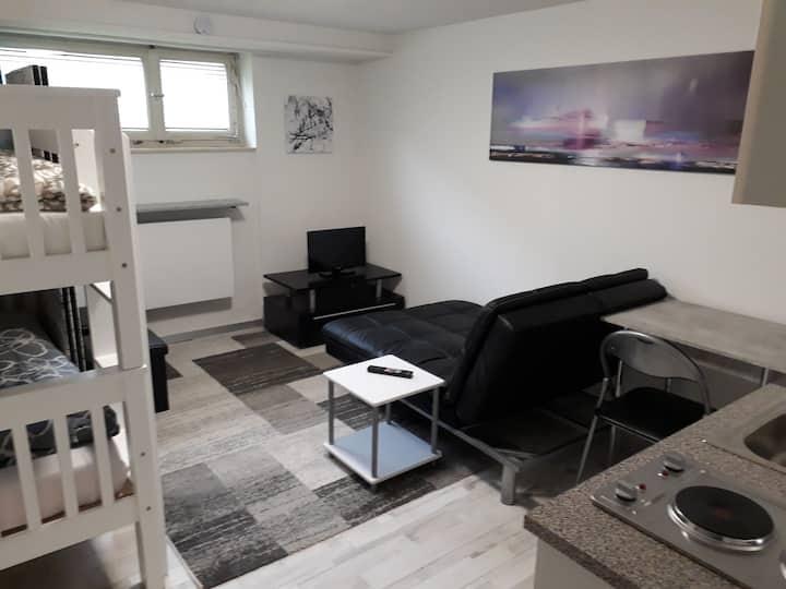 Appartementzimmer Hobby im Grünen & Zentral