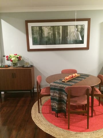 Cozy room in a big city - Petersham - Rumah