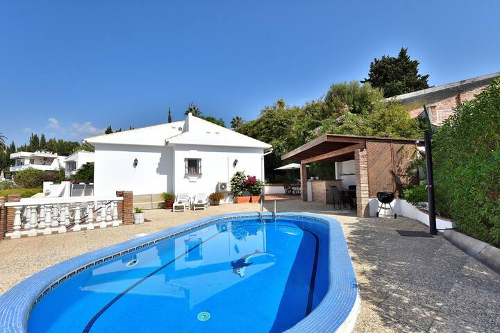 Villa in Fuengirola with private pool