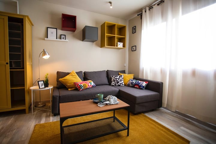 Apartamento céntrico Vielha