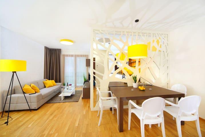 Apartmán s terasou u lanovky - Špindlerův Mlýn - Suite degli ospiti