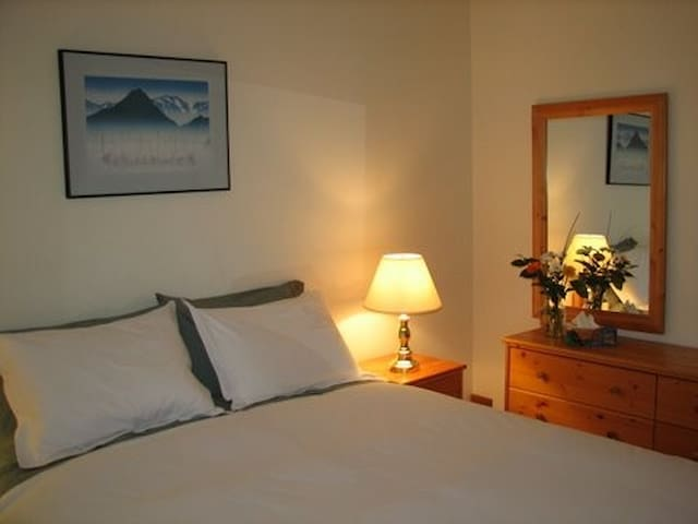 Bedwell Suite with kitchenette - Tofino