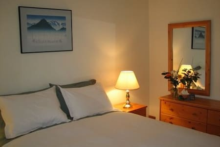 Bedwell Suite with kitchenette - Tofino - Guesthouse