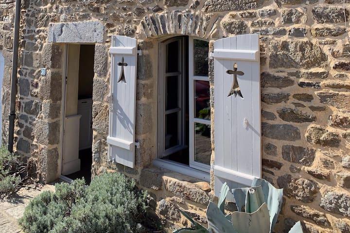 Maison de pêcheurs St Suliac proche St Malo