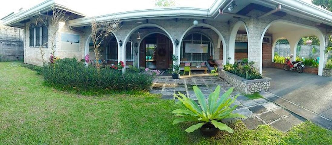 Grand villa for family and friends - Dumaguete - Dom