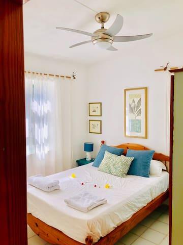 Bedroom 1  Garden View