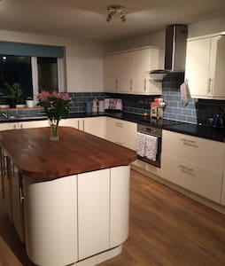 Double bed with breakfast inc. - Llanfairpwll