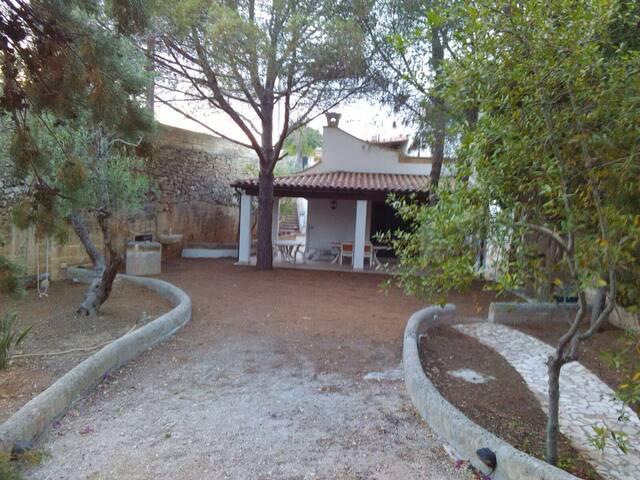 Villa Romana,Santa Maria di Leuca - Leuca - Villa