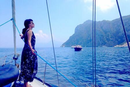 Sail to Capri from Positano! - 波西塔诺 - 船