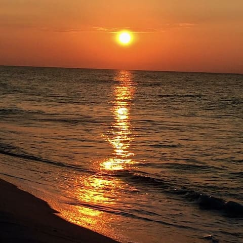 Navarre Beach Sea-renity