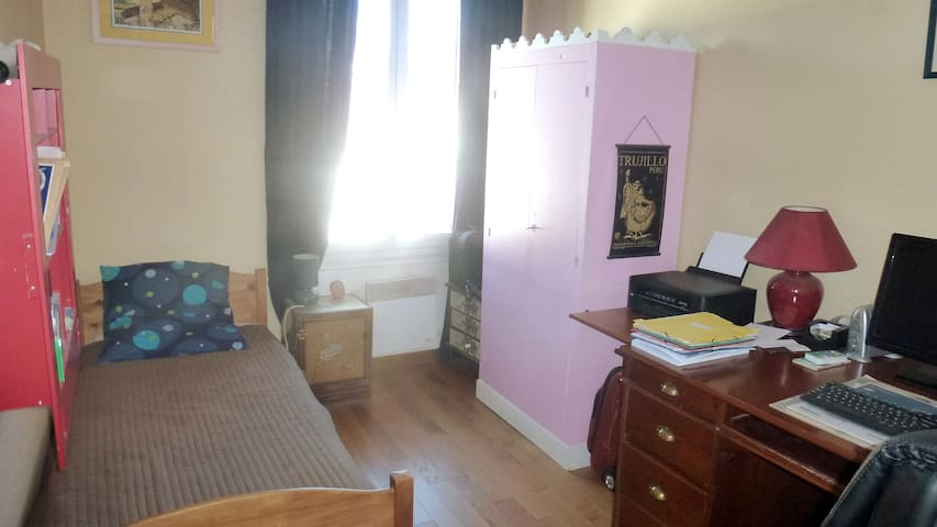 chambre 2/ bureau