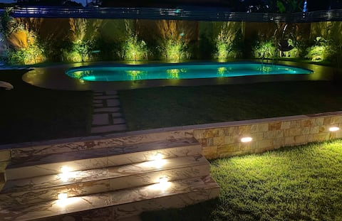 Lukas Garden Accra with Pool, Gym
