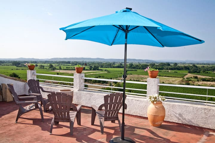 Super view from your terrace