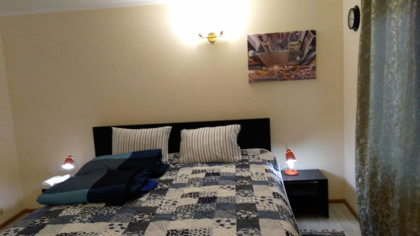 Двухместный номер с одной кроватью