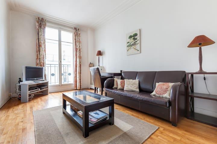 Apt Champs Elysées /Arc du Triomphe - Paris - Apartemen