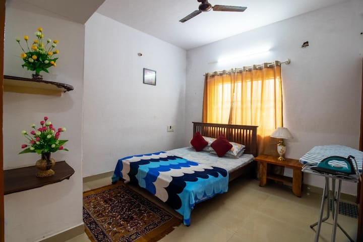 Entire 1 BHK couple friendly in Whitefield