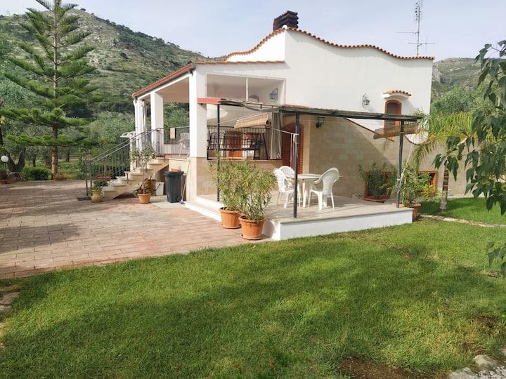 Villa al mare sul Gargano