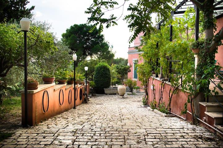 """Appartamento """"Edera"""" a Villa Catera - Noto"""