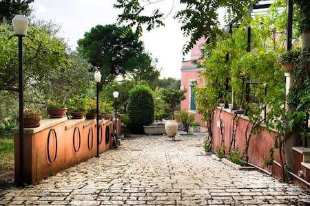 "Appartamento ""Edera"" a Villa Catera - โนโต - ทาวน์เฮาส์"