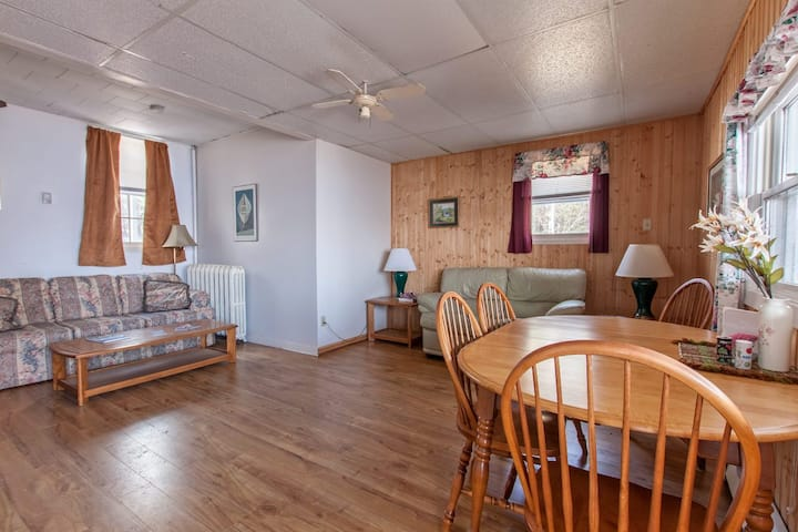 PEI Waterside Apt. # 4   All taxes included.