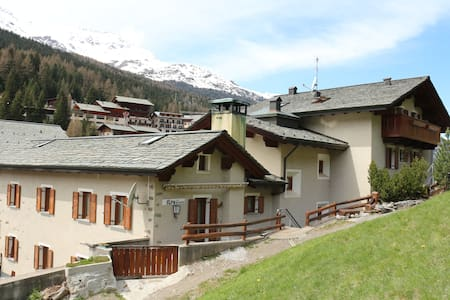Santa Caterina Valfurva, appartamento Tresero - Appartement