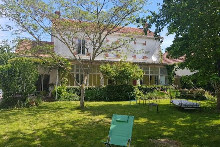 Maison à proximité de Chalon-sur-Saône