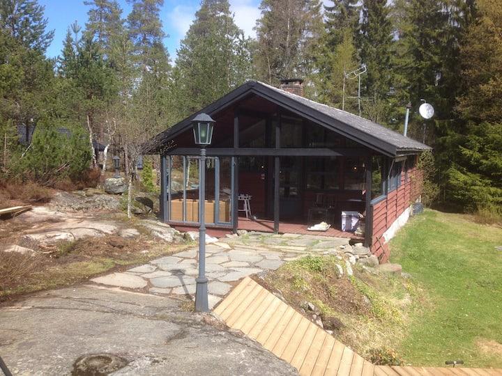 Trollstua - koselig hytte i Aurskog