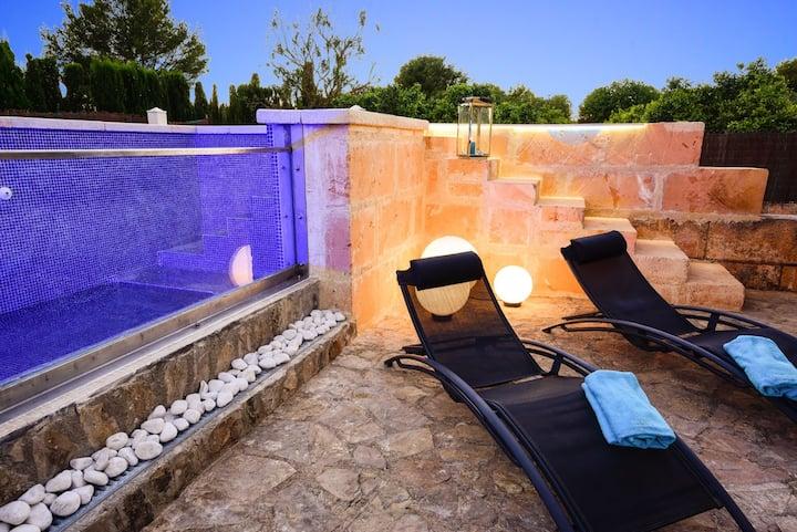 Oasis de paz en el corazón de Mallorca